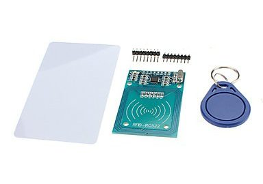 Build an RFID reader with Arduino and the RC522 RFID module