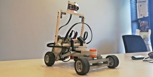 Lego: Build remote controlled Rover car with Arduino brain